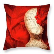 Afterlife Chronicles Throw Pillow