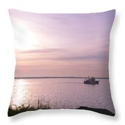 Afternoon Ambiance Throw Pillow