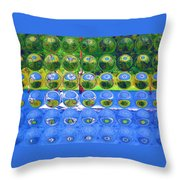 Afternoon Cruise Throw Pillow