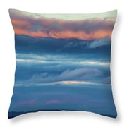 Afternoon Sandwich Throw Pillow
