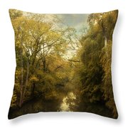 Afternoon Serenity Throw Pillow