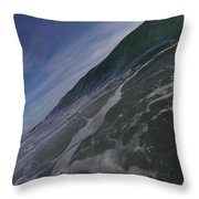 Afternoon Vibes Throw Pillow