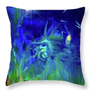 Afterwish Throw Pillow