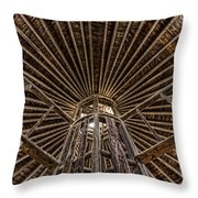 Ag Support Throw Pillow
