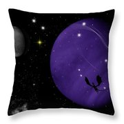 Again They Rise Throw Pillow