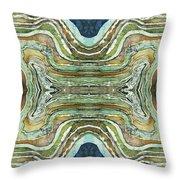 Agate Inspiration - 24a Throw Pillow