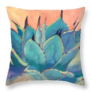 Agave 2 Throw Pillow