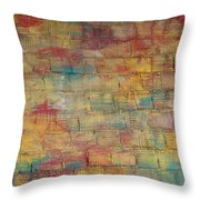 Age Of Freedom Throw Pillow