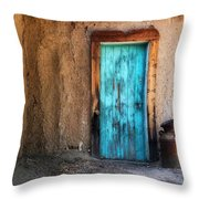 Aging In Place Throw Pillow