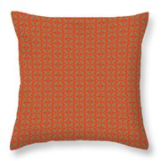 Agony II Throw Pillow