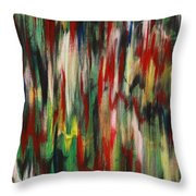 Agony Throw Pillow