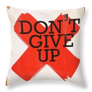 Agree Throw Pillow