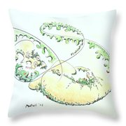 Agriculture Throw Pillow