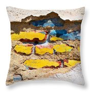 Ah Daylight Throw Pillow