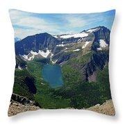 Ahern Goat Trail Throw Pillow