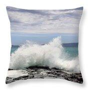 Ahihi Cove Throw Pillow