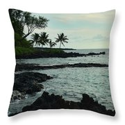 Ahihi - Kinau Throw Pillow