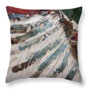Ahoy - Tile Throw Pillow