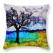 Changing Seasons - A 202 Throw Pillow