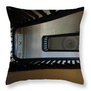 Aiken Stairs Throw Pillow