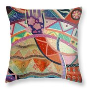 Aim High Throw Pillow