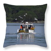Air Assault Throw Pillow