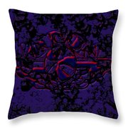 Air Jordan 5c Throw Pillow