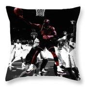 Air Jordan Easy II Throw Pillow