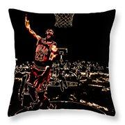 Air Jordan Thermal Throw Pillow
