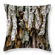 Air Roots Throw Pillow