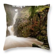 Aira Force High Water Level Throw Pillow