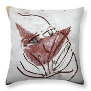 Aisha - Tile Throw Pillow