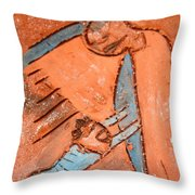 Akili - Tile Throw Pillow
