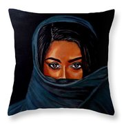 Al-andalus-1 Throw Pillow