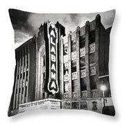 Alabama Throw Pillow