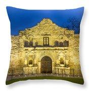 Alamo Dawn Throw Pillow