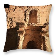 Alamo Shadows Throw Pillow