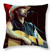 Alan Jackson-0766 Throw Pillow