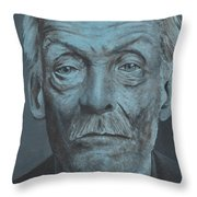 Albert Fish Throw Pillow