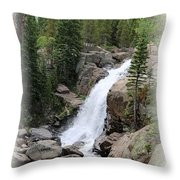 Alberta Falls 02 Throw Pillow