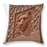 Alcazar Lion Throw Pillow