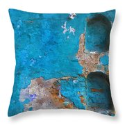 Alcoves In A Wall Throw Pillow