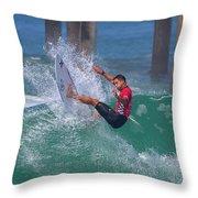 Alejo Muniz 4648 Throw Pillow