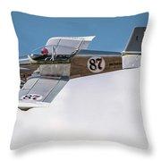 Alex Alverez Friday Morning At Reno Air Races 16x9 Aspect Throw Pillow