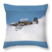 Alex Alverez Friday Morning At Reno Air Races 5x7 Aspect Throw Pillow