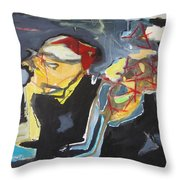 Alexander Trail Throw Pillow