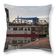 Alexandria Anchorage Throw Pillow