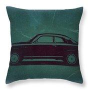 Alfa Romeo Gtv Throw Pillow