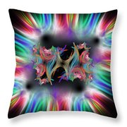 Algonquent Throw Pillow