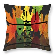 Alhub Throw Pillow